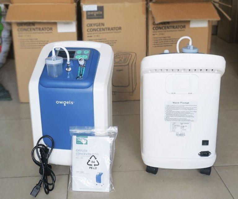 Máy tạo oxy Owgels ZY-603