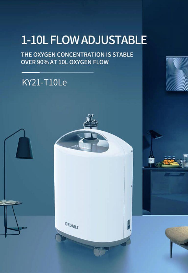Máy tạo oxy DEDAKJ KY21-T10Le
